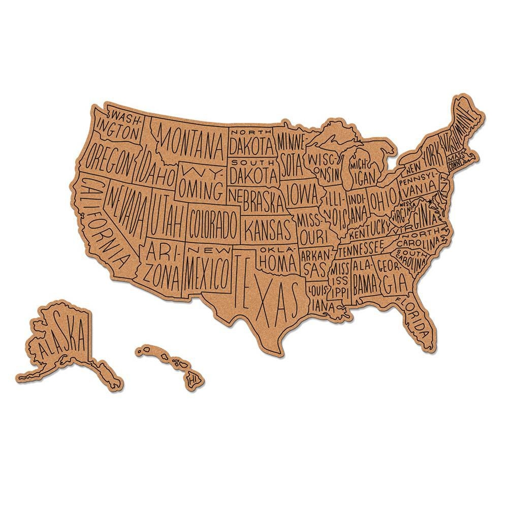How To Make A Wooden Usa Map Wall Art Out Of Pallets Youtube Inside United States Map Wall Art (View 19 of 21)