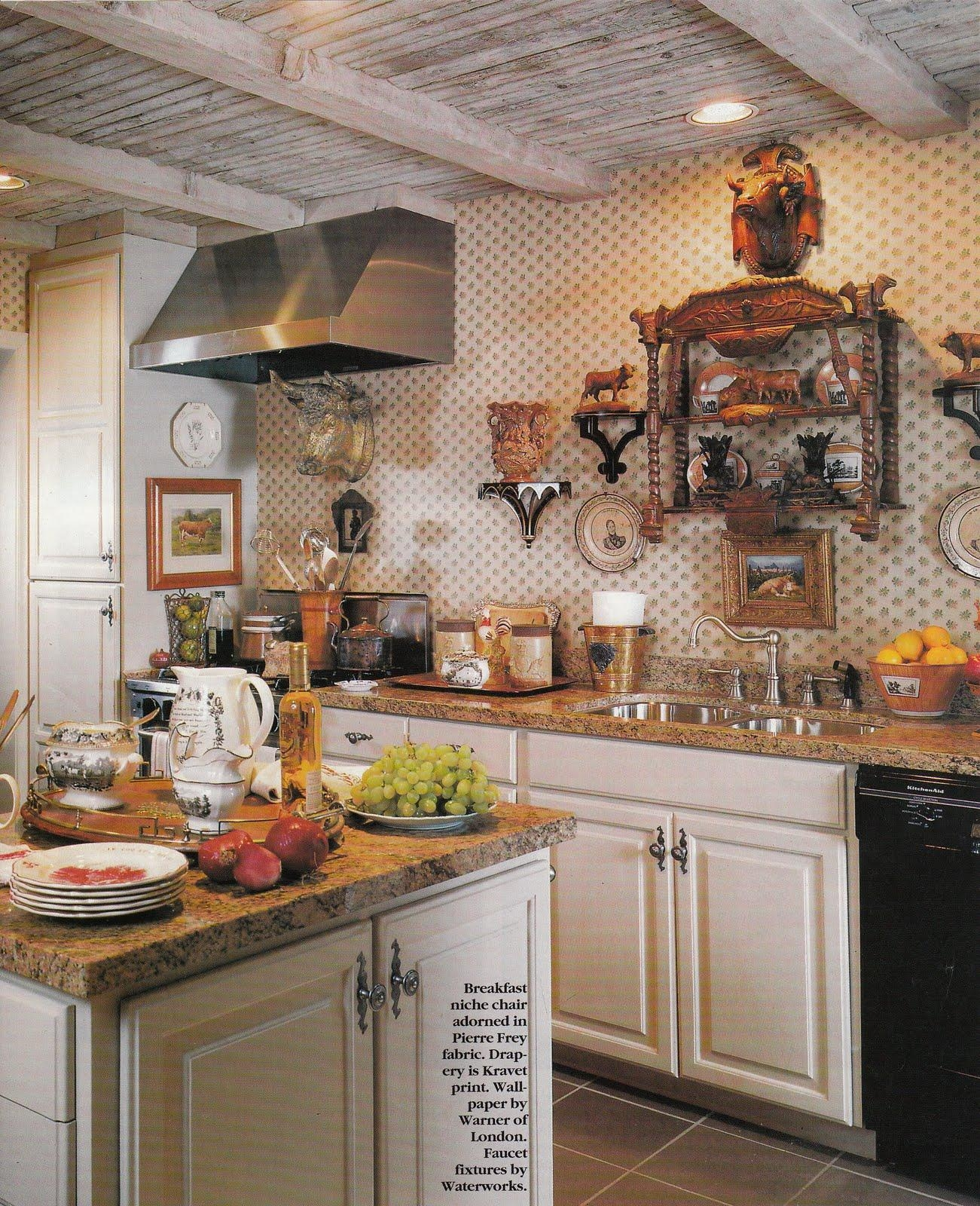 Hydrangea Hill Cottage: French Country Decorating For Country French Wall Art (View 10 of 20)