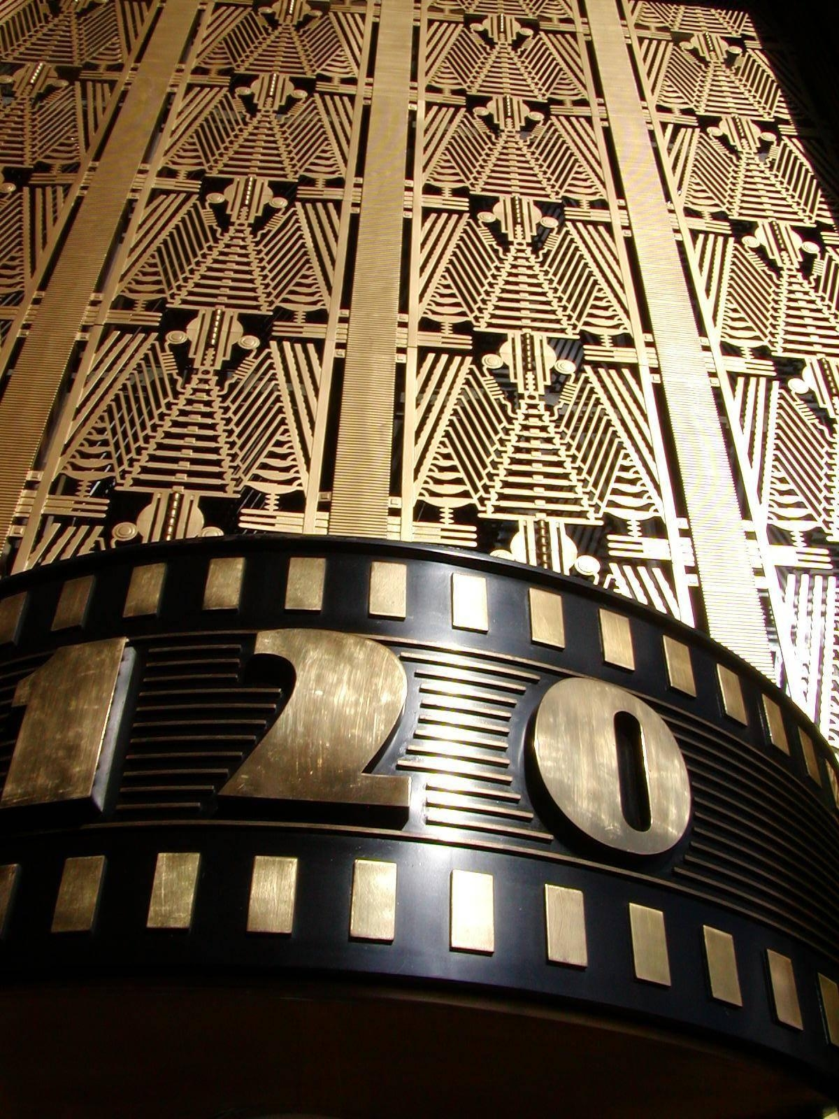 Images About Art Deco On Pinterest Empire State Building And regarding Art Deco Metal Wall Art