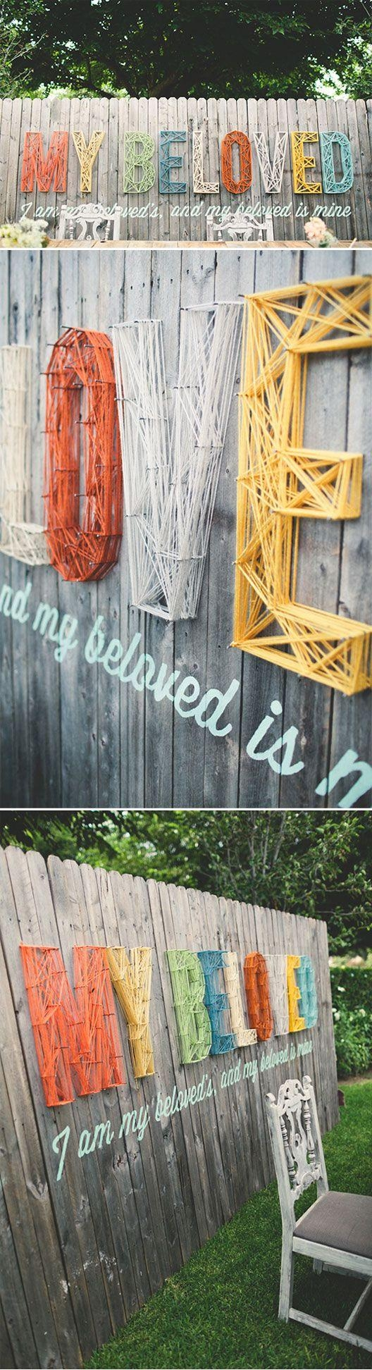 Featured Image of Diy Garden Wall Art