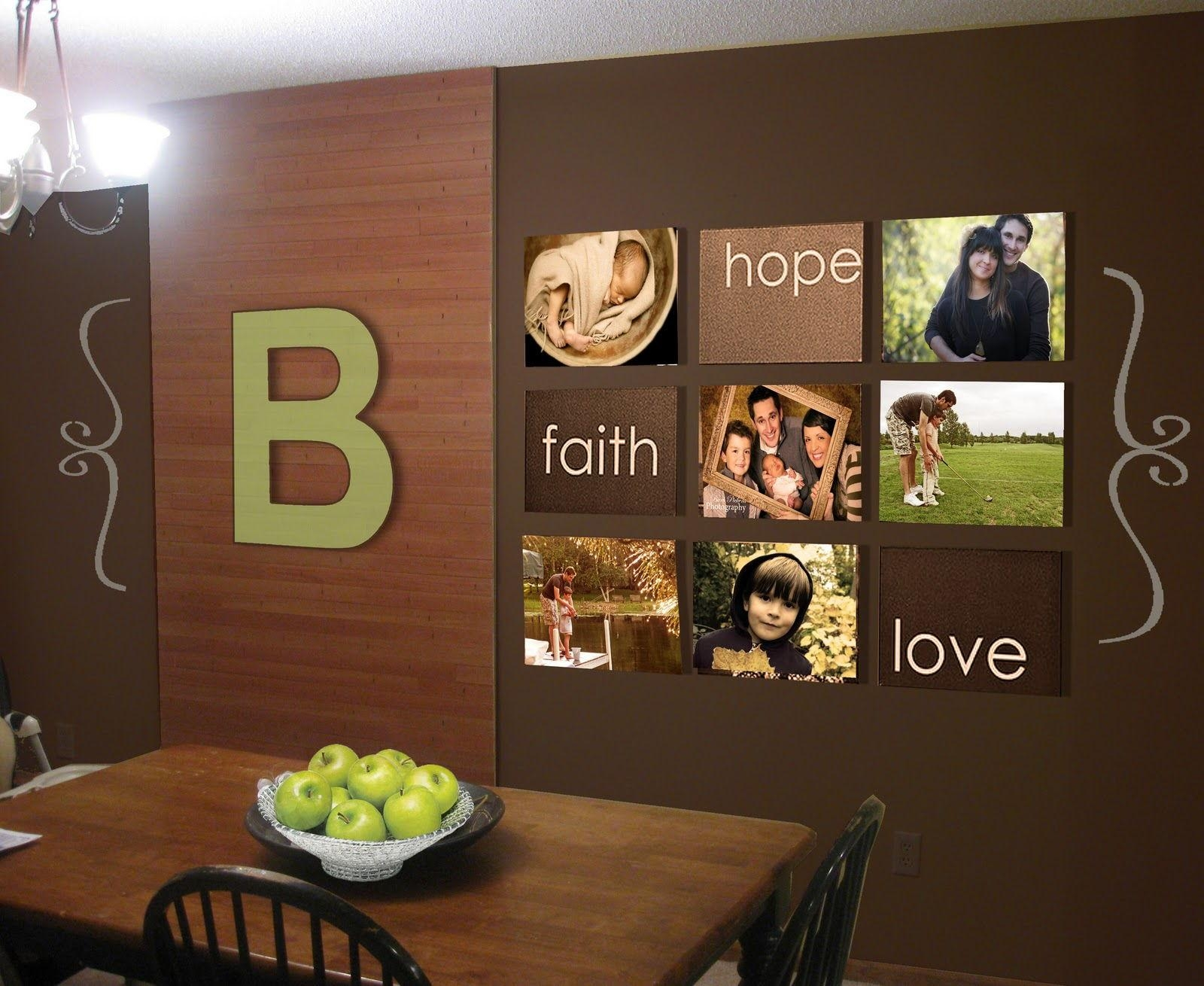 Inexpensive Canvas Art Dining Room Wall Art Painting On Canvas within Large Wall Art for Kitchen