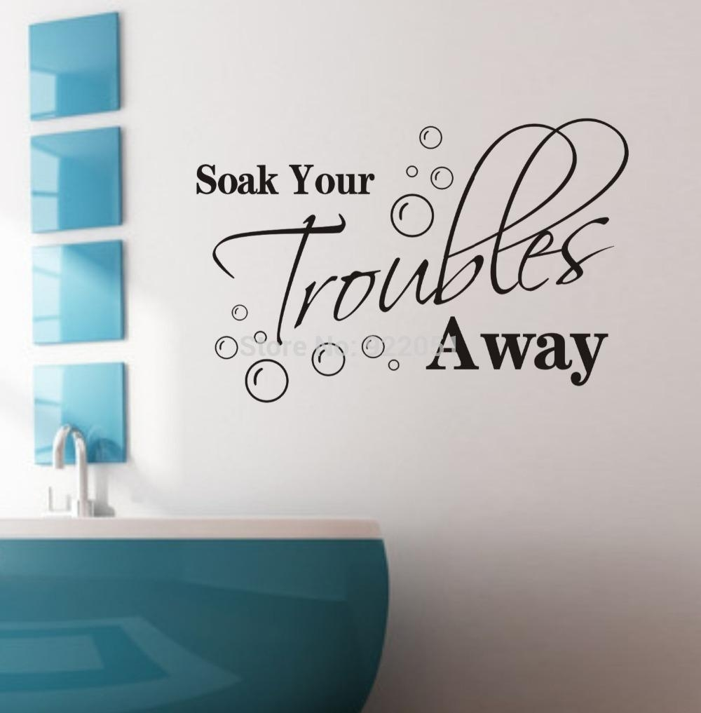 Inspirational Quotes Images: Diy Plaques Inspirational Quote Wall intended for Inspirational Sayings Wall Art