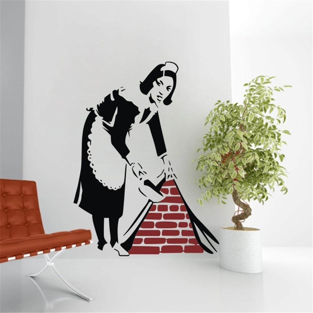 Interesting Wall Decoration Design Ideas With Graphic Design Wall Intended For Graphic Design Wall Art (Image 10 of 20)