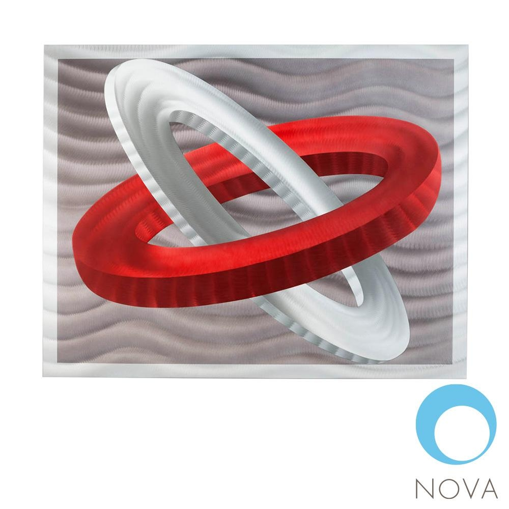 Intersection Wall Art | Nova | Metropolitandecor For Nova Wall Art (Image 4 of 20)