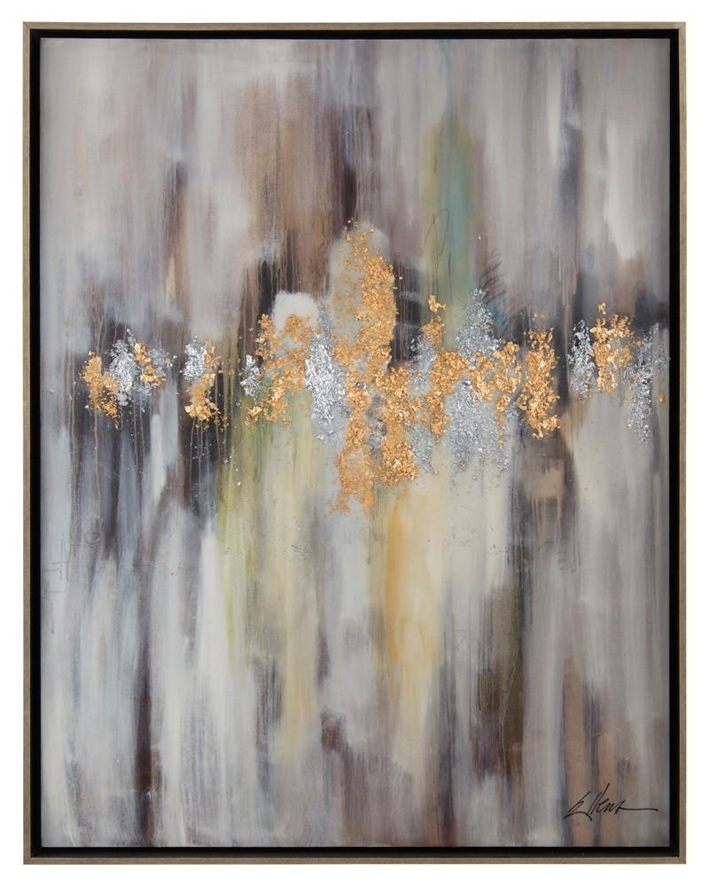 Jackie Ellens' Behind The Veil – Abstract – Wall Decor – Mirrors In John Richard Wall Art (Image 7 of 20)