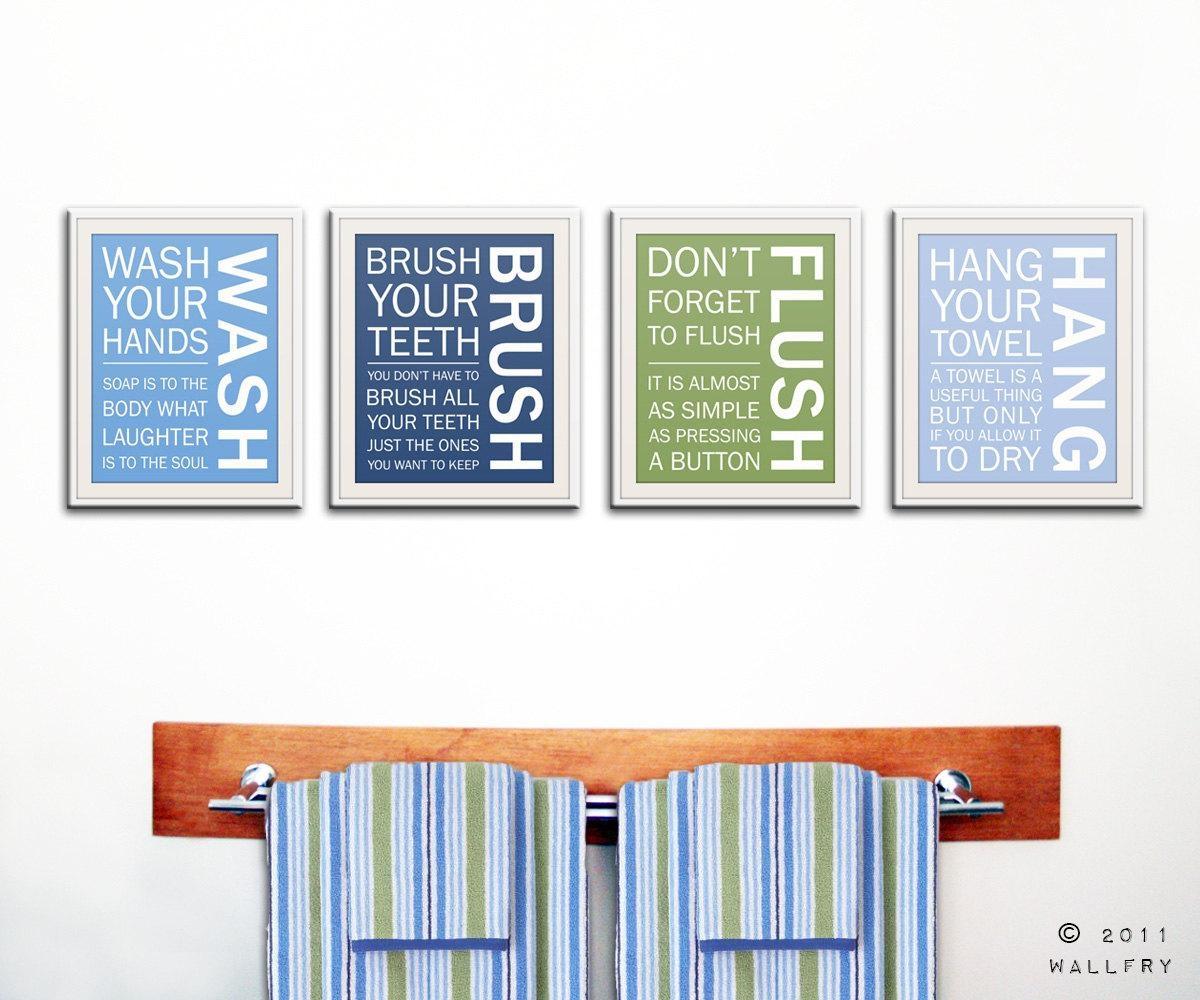 Kids Bathroom Decor (Image 17 of 20)