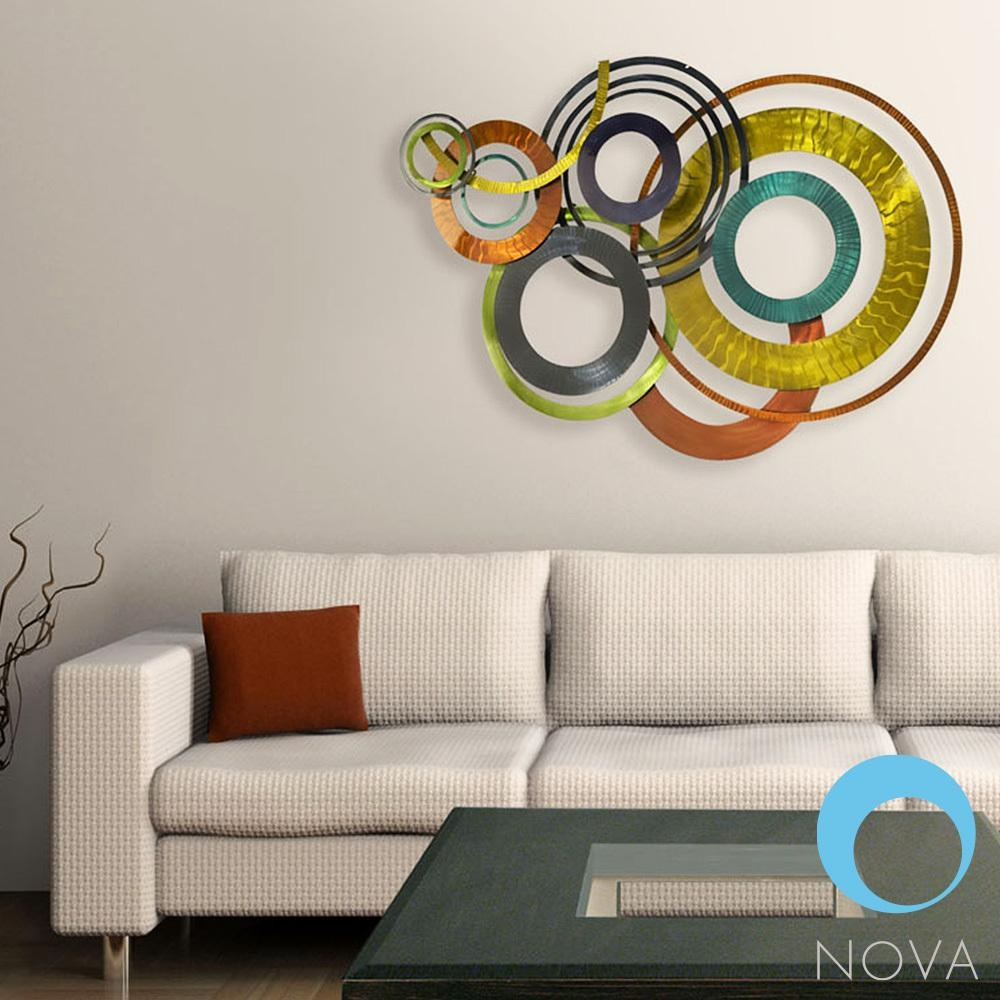 Kindred Wall Art | Nova | Metropolitandecor Throughout Nova Wall Art (Image 5 of 20)