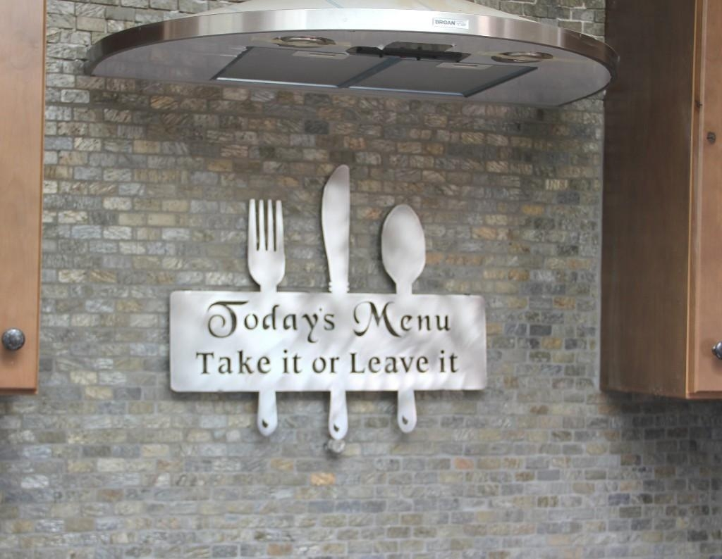 Kitchen Decorating Ideas Wall Art New Decoration Ideas Kitchen Pertaining To Cool Kitchen Wall Art (Image 8 of 20)