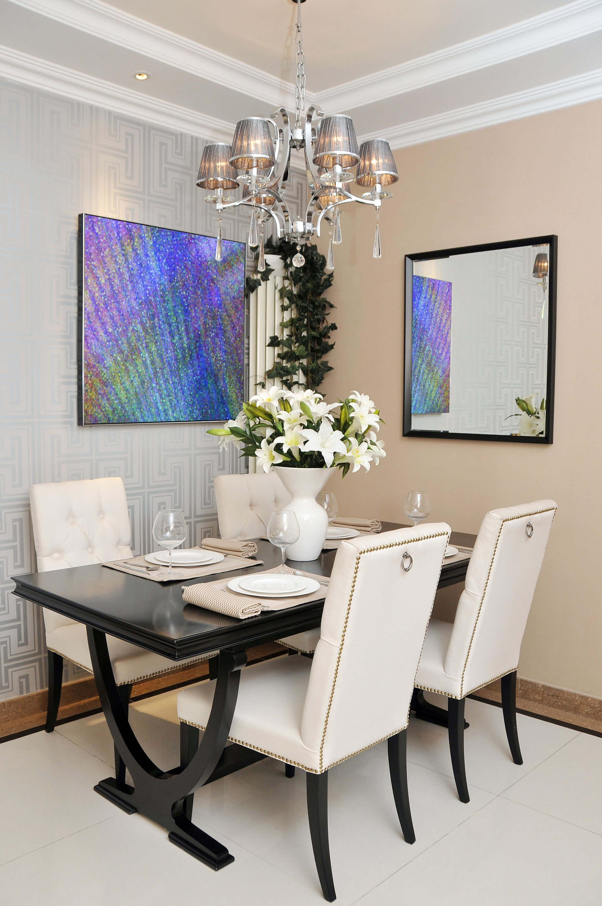 20 best ideas dining area wall art wall art ideas for Dinette area ideas