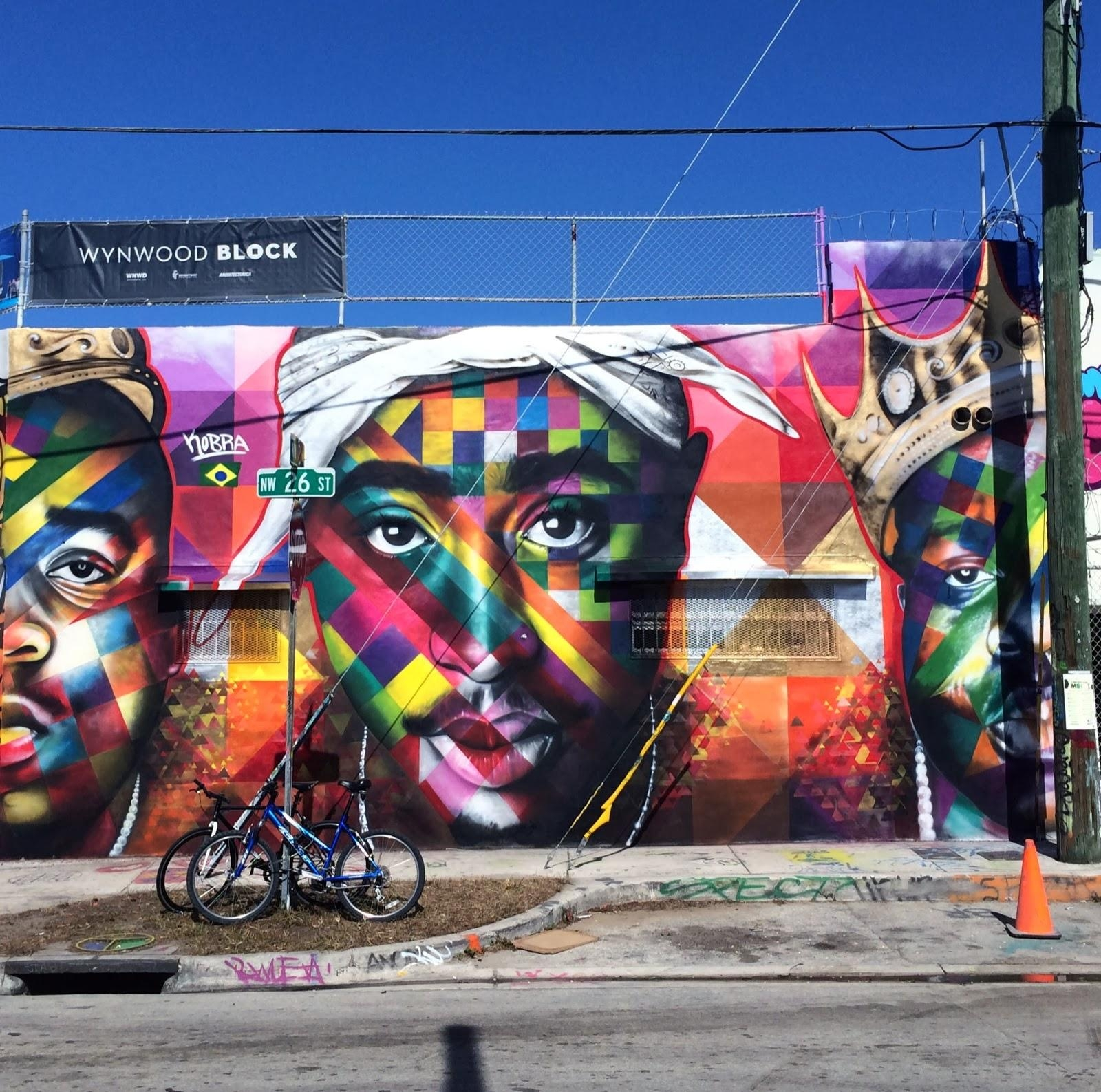Kobra New Mural For Art Basel '13 – Wynwood, Miami | Streetartnews Inside Miami Wall Art (View 2 of 20)