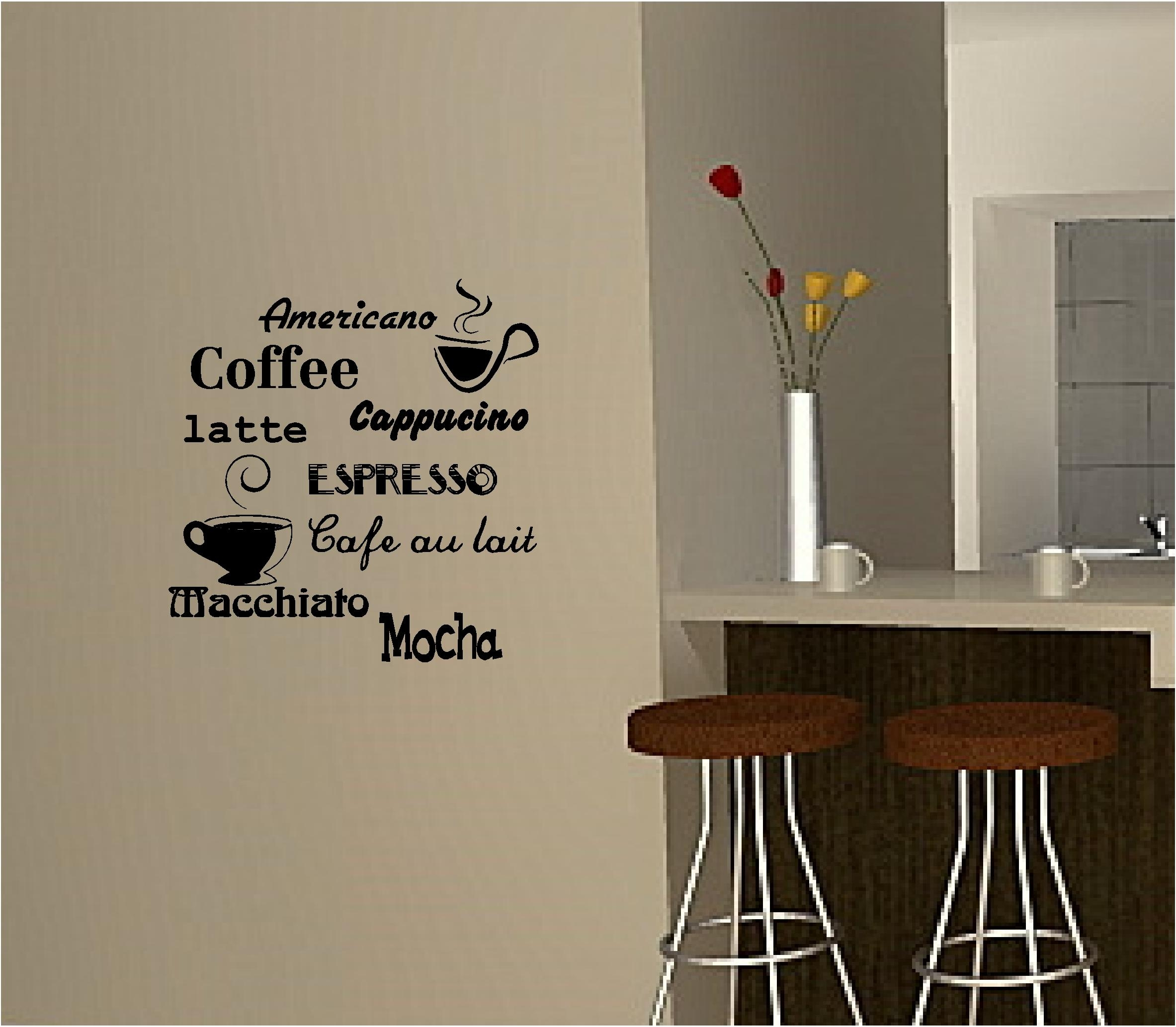 Kohls Wall Decals Kitchen Kitchen Wall Decor And Astonishing Regarding Kohls Wall Decals (View 10 of 20)