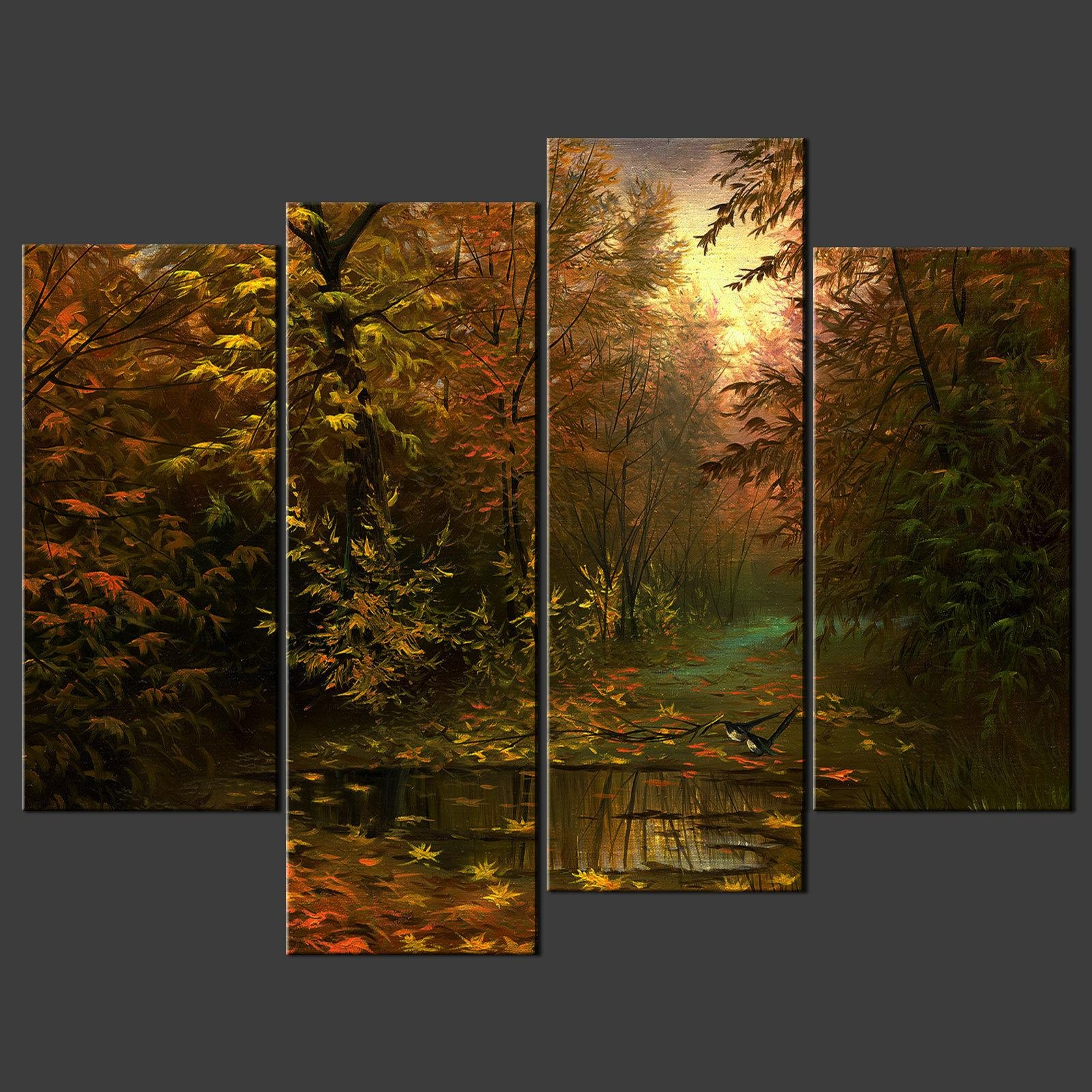 Landscape Archives – Canvas Print Art Intended For Canvas Landscape Wall Art (View 17 of 20)