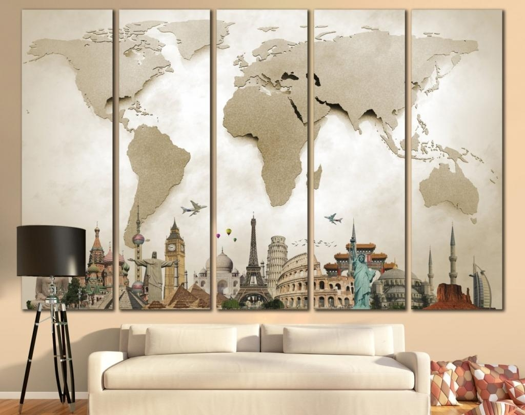 Oversized Wall Art Ideas: 20 Photos Large Inexpensive Wall Art