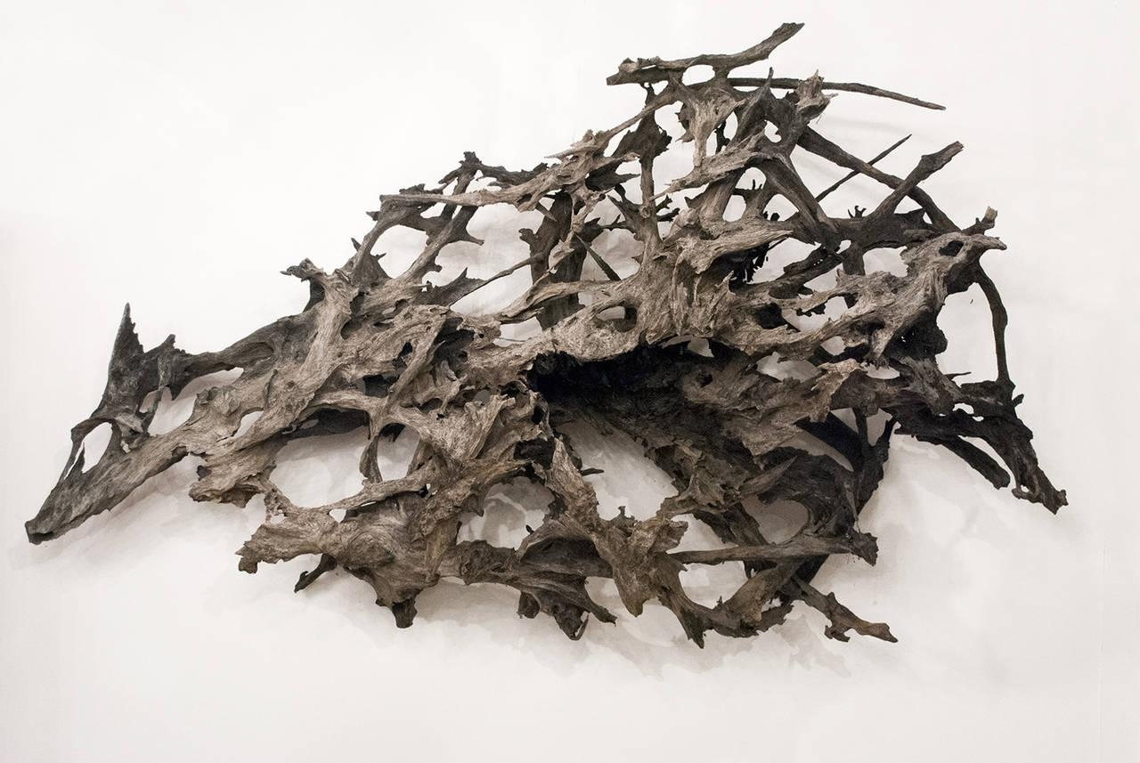 Large Driftwood Wall Sculpture At 1Stdibs With Driftwood Wall Art (Image 15 of 20)