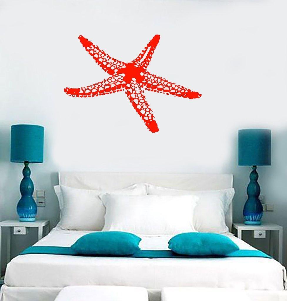 Wall Art Ideas Large Starfish Wall Decors Explore 12 Of 20 Photos