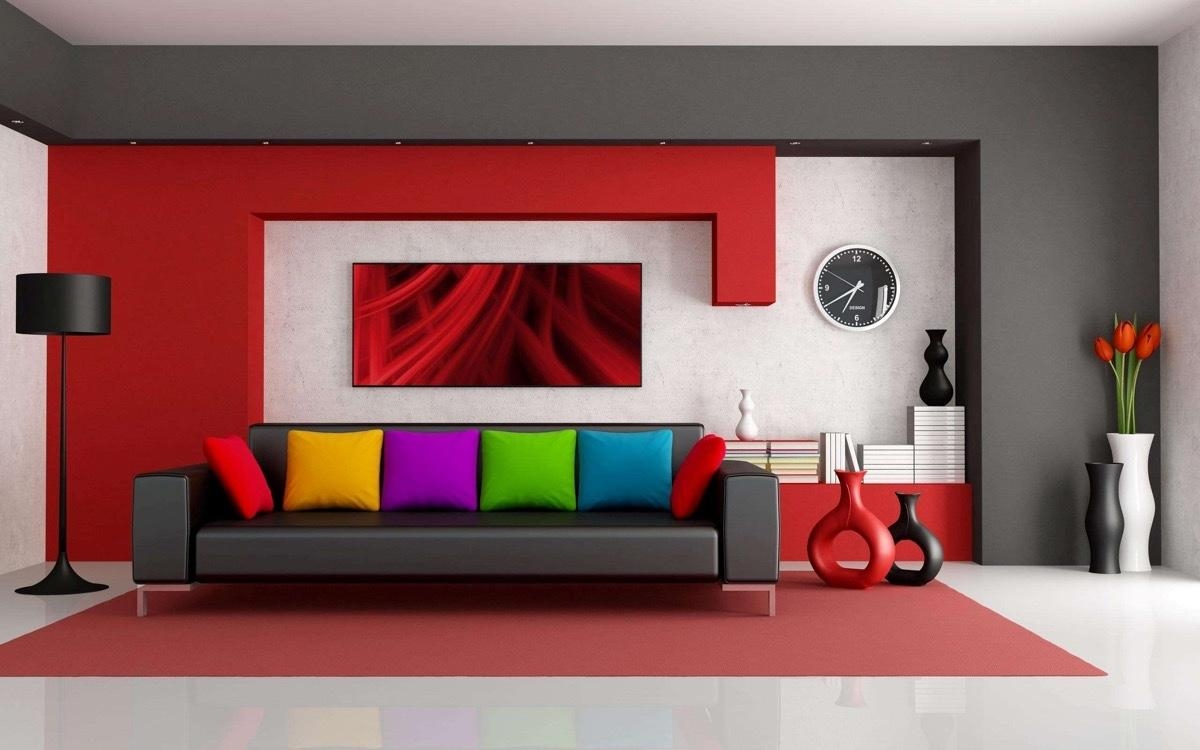 Large Wall Art For Living Rooms: Ideas & Inspiration Living Room In Large Horizontal Wall Art (Image 14 of 20)
