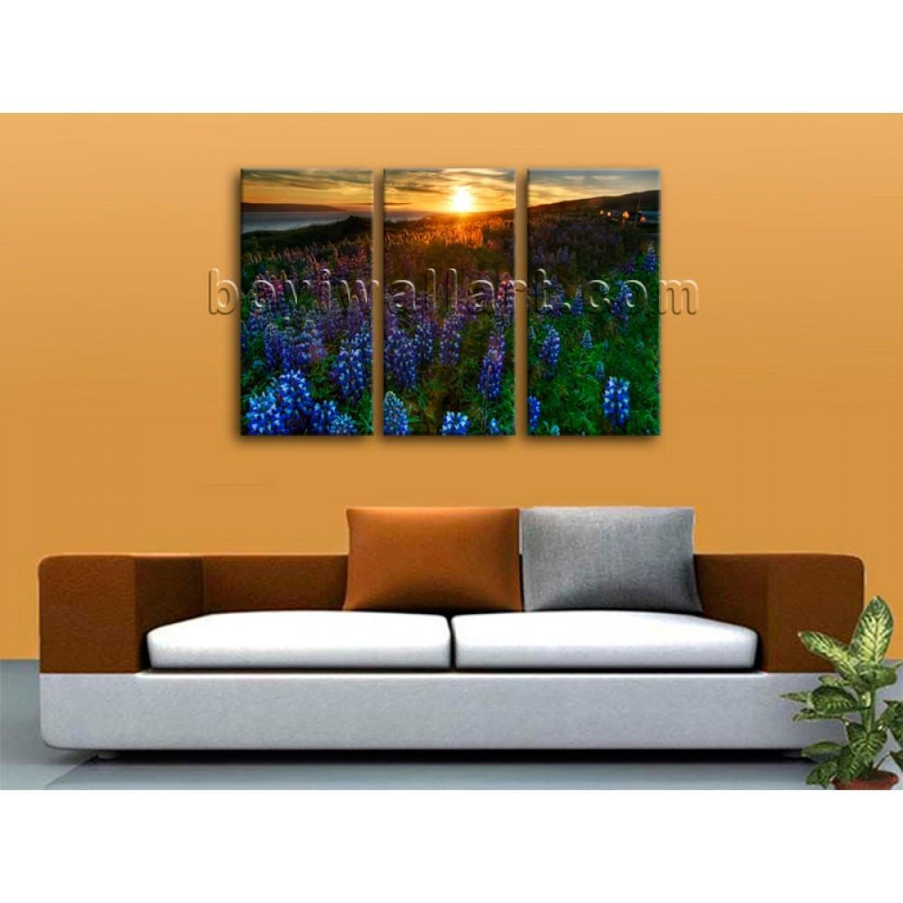 Large Wall Art On Canvas Hd Print Picture Modern Contemporary Regarding Huge Wall Art Canvas (View 12 of 20)