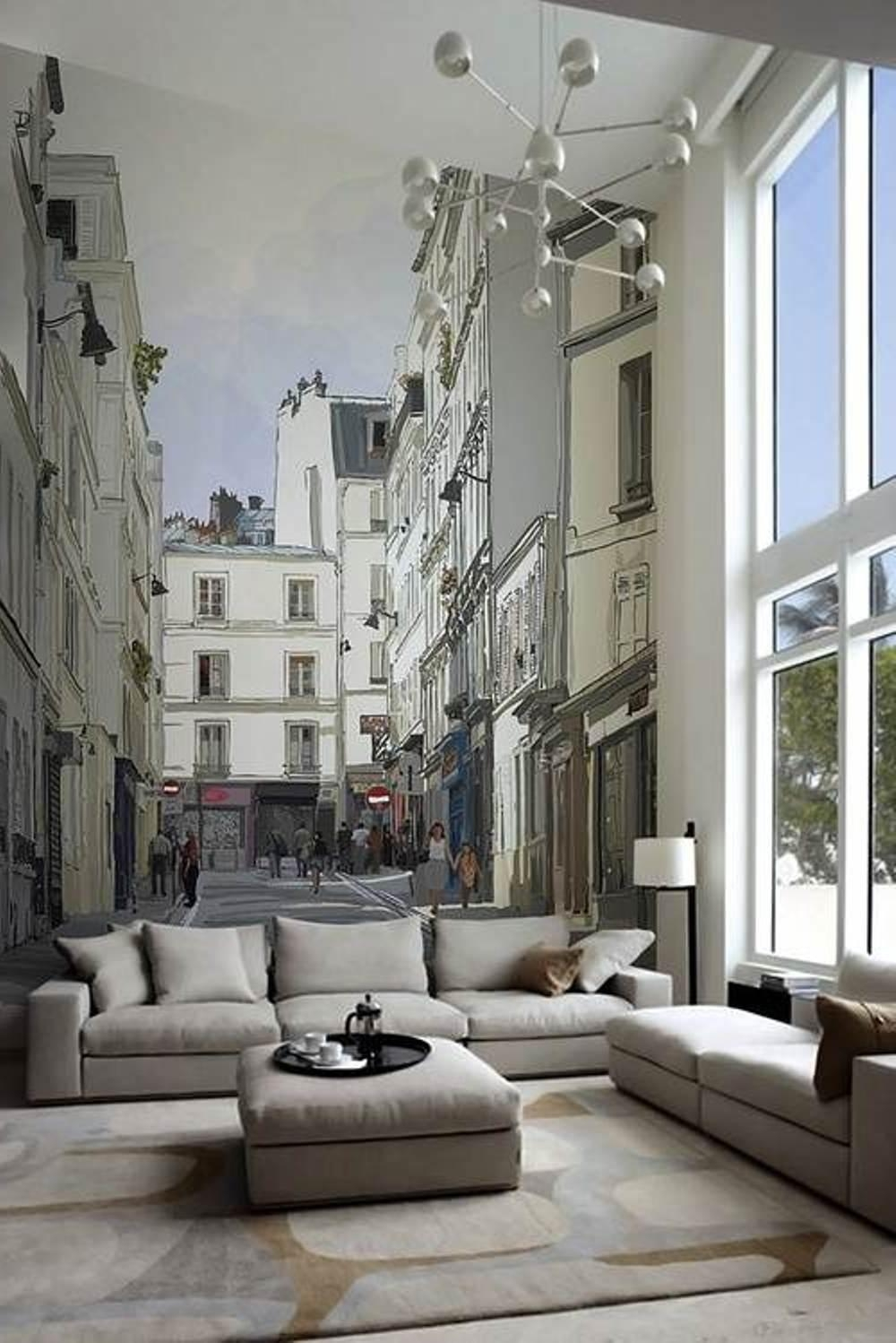 Large Wall Decorating Ideas For Living Room Delectable Inspiration In Wall Art For Large Walls (Image 15 of 20)