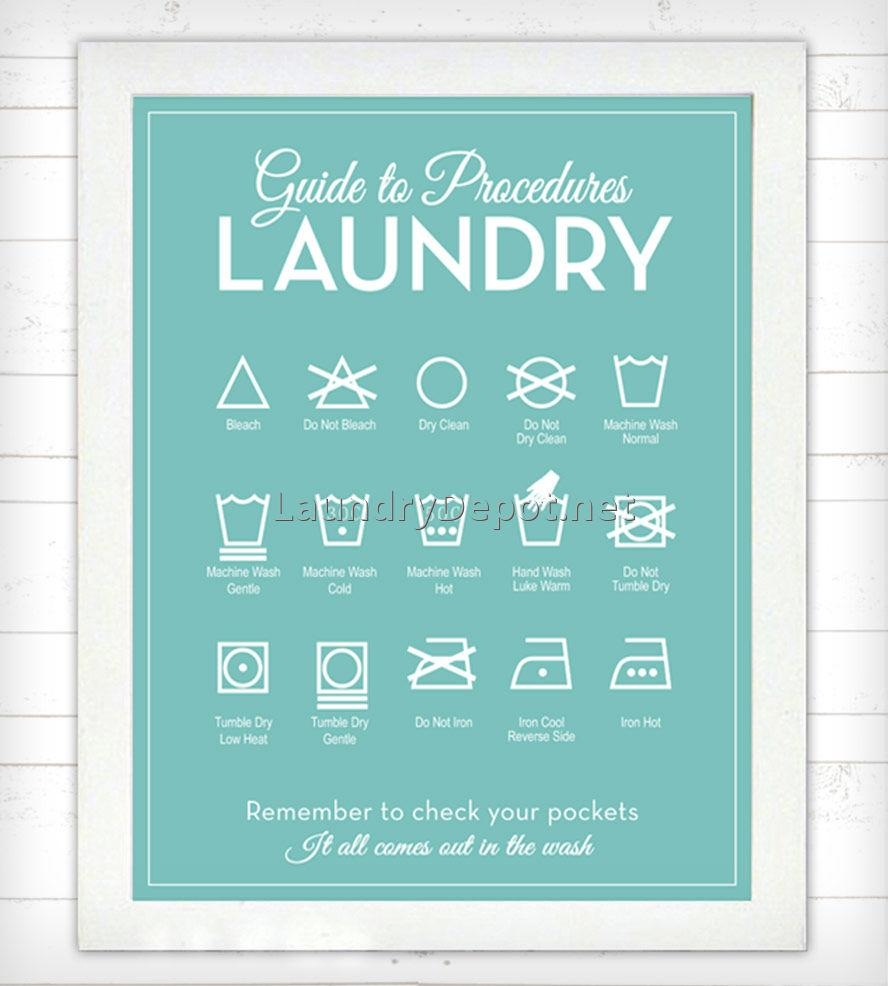 Laundry Room Wall Art Decor 1 | Best Laundry Room Ideas Decor Intended For Laundry Room Wall Art Decors (View 19 of 20)