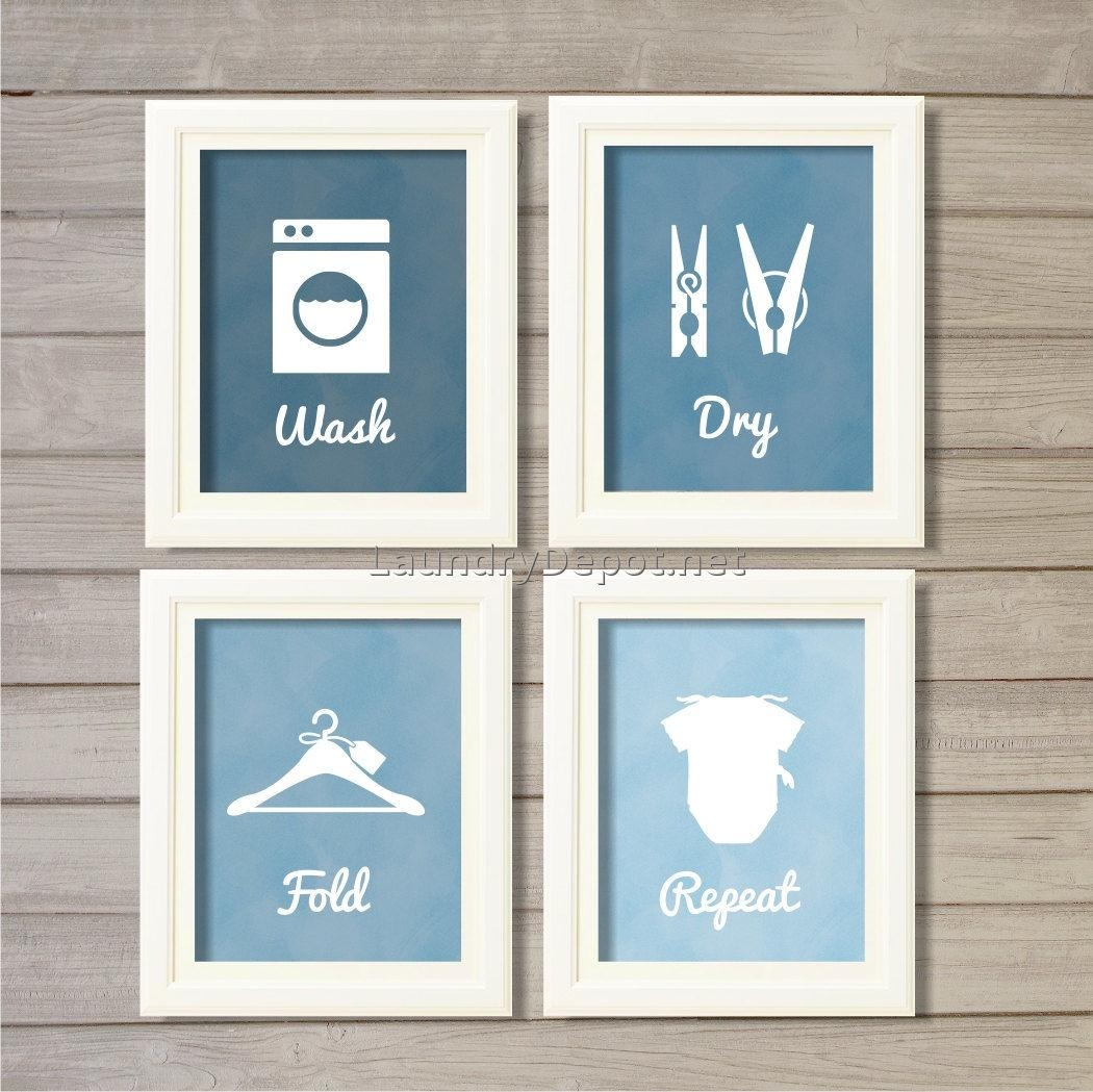 Laundry Room Wall Art Decor 1 | Best Laundry Room Ideas Decor Regarding Laundry Room Wall Art Decors (View 2 of 20)