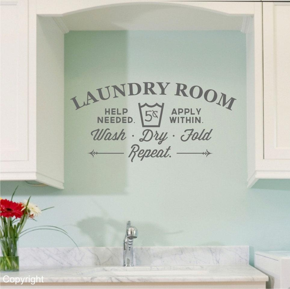 Laundry Room Wall Sayings – Creeksideyarns In Laundry Room Wall Art Decors (View 8 of 20)