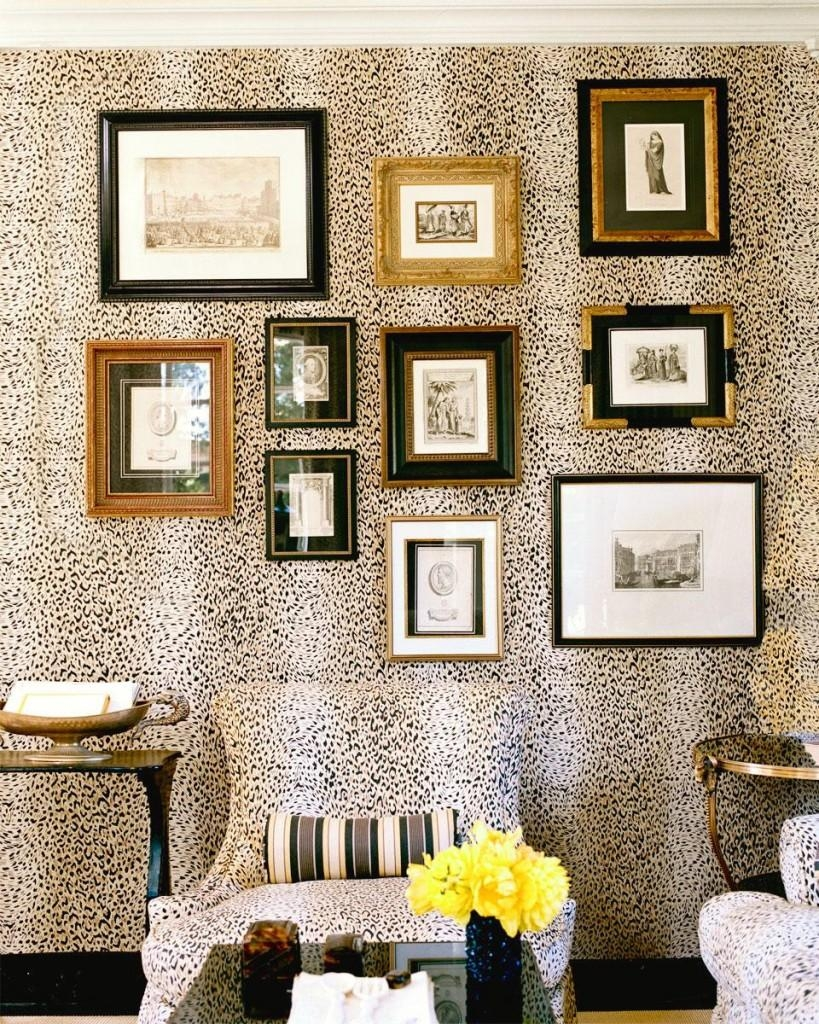 Leopard Print Wall Art — Decor Trends : Unique Cheetah Print Wall Throughout Leopard Print Wall Art (View 7 of 20)