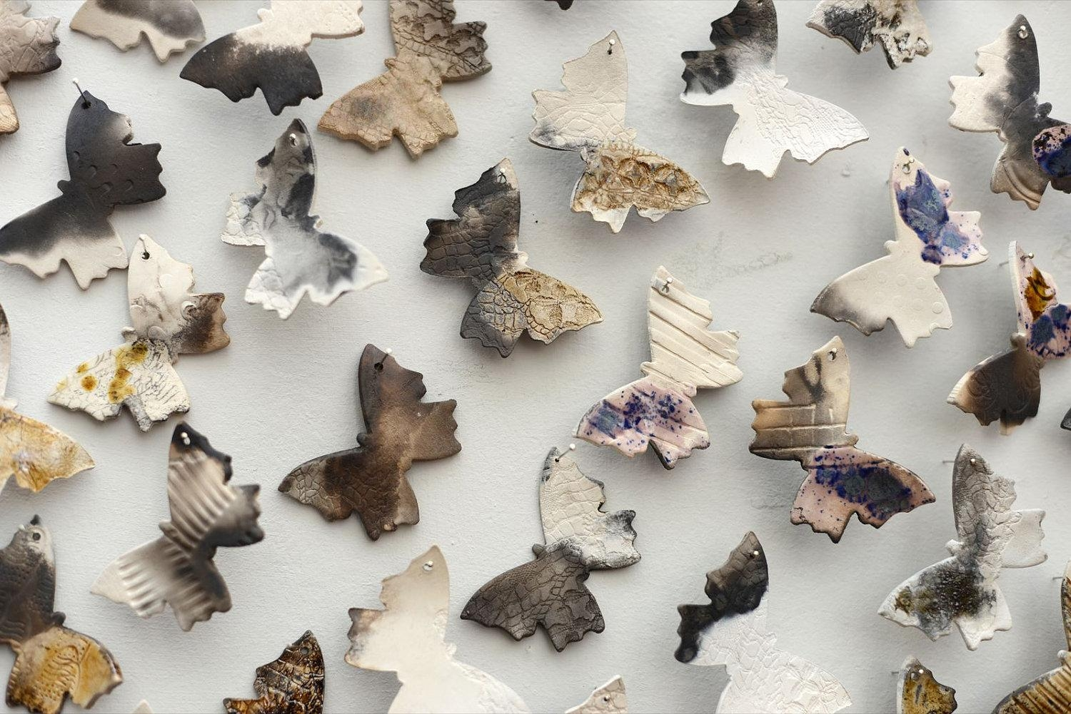 Life (Fragmento) | Ramón Tormes Collages | Pinterest | Vita Throughout Ceramic Butterfly Wall Art (Image 19 of 20)