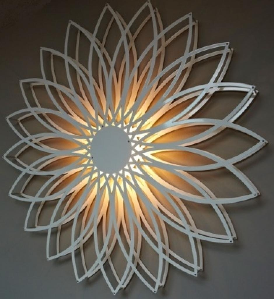 Light Wall Art Wall Art Design Glowing Wall Art With Lights Light Pertaining To Wall Art With Lights (Image 14 of 20)