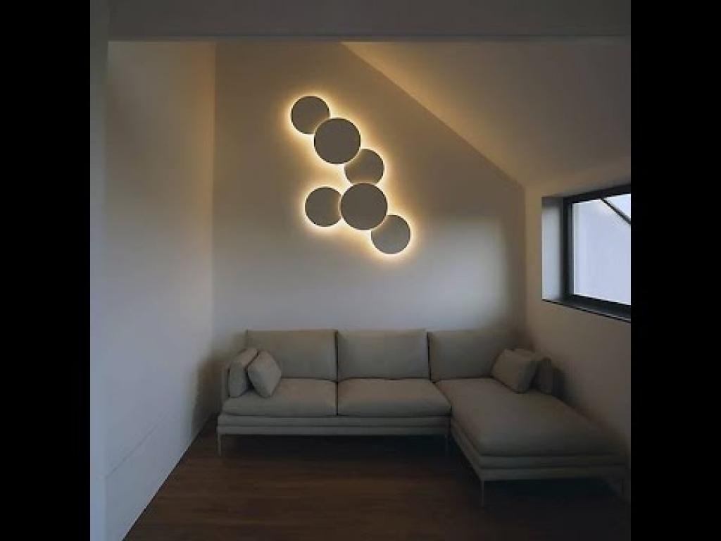 Light Wall Art Wall Art Design Glowing Wall Art With Lights Light Throughout Wall Art Lighting (Image 12 of 20)
