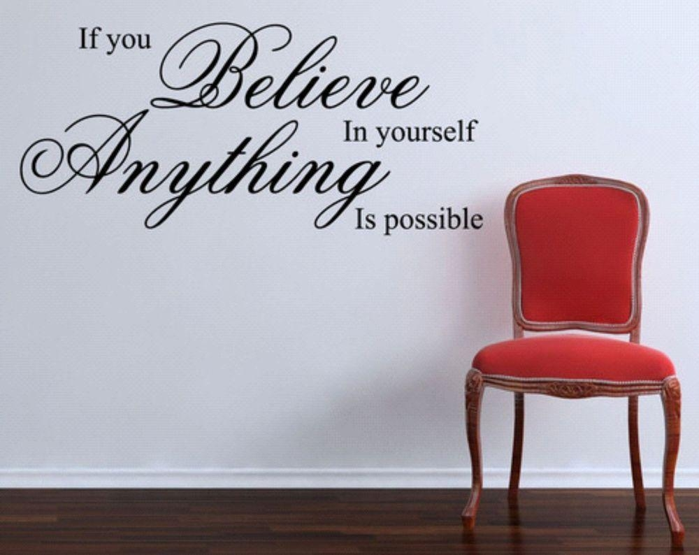 Live Quotes Inspirational Wall Decals : Inspirational Wall Decals Inside Coco Chanel Wall Decals (Image 12 of 20)