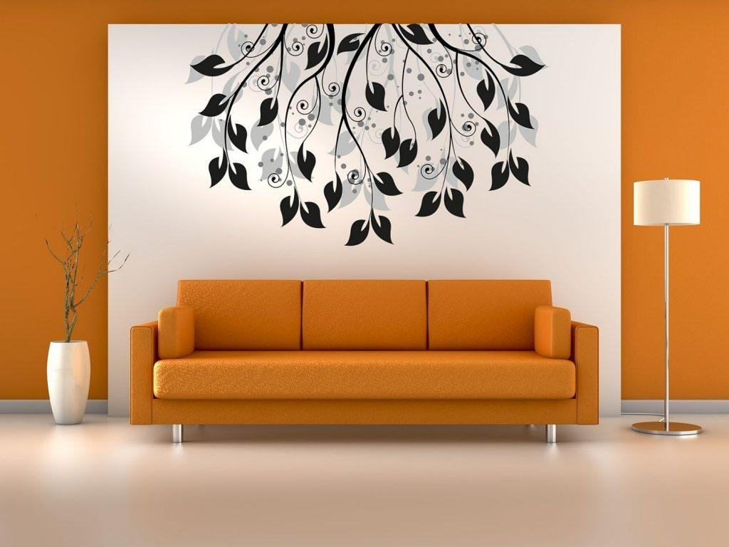 Living Room: Beauty Design Nice The Living Room Wall Art Nice Pertaining To Big Wall Art (Image 15 of 20)