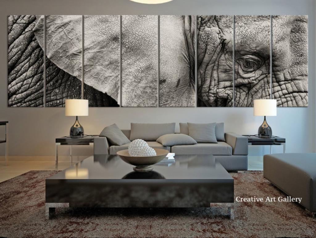 Long Canvas Wall Art Wall Art Design Great Extra Large Wall Art Within Oversized Canvas Wall Art (Image 13 of 20)