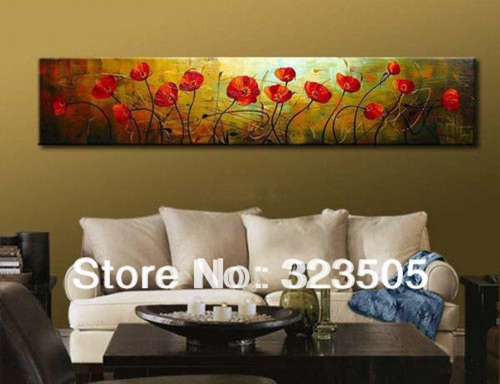 Long Canvas Wall Art Wall Art Designs Horizontal Wall Art Wall Art For Horizontal Canvas Wall Art (Image 13 of 20)