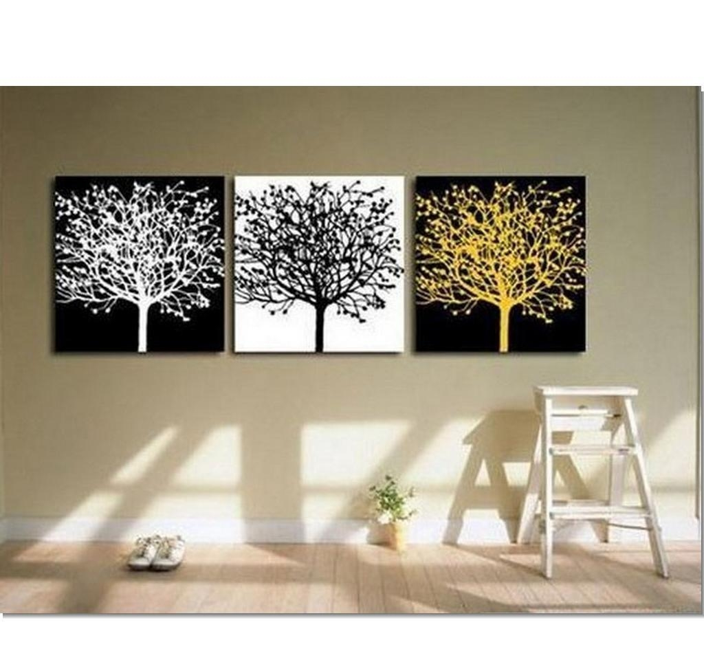 Low Budget Contemporary Wall Decor For Your Living Room | The With Uk Contemporary Wall Art (View 2 of 20)