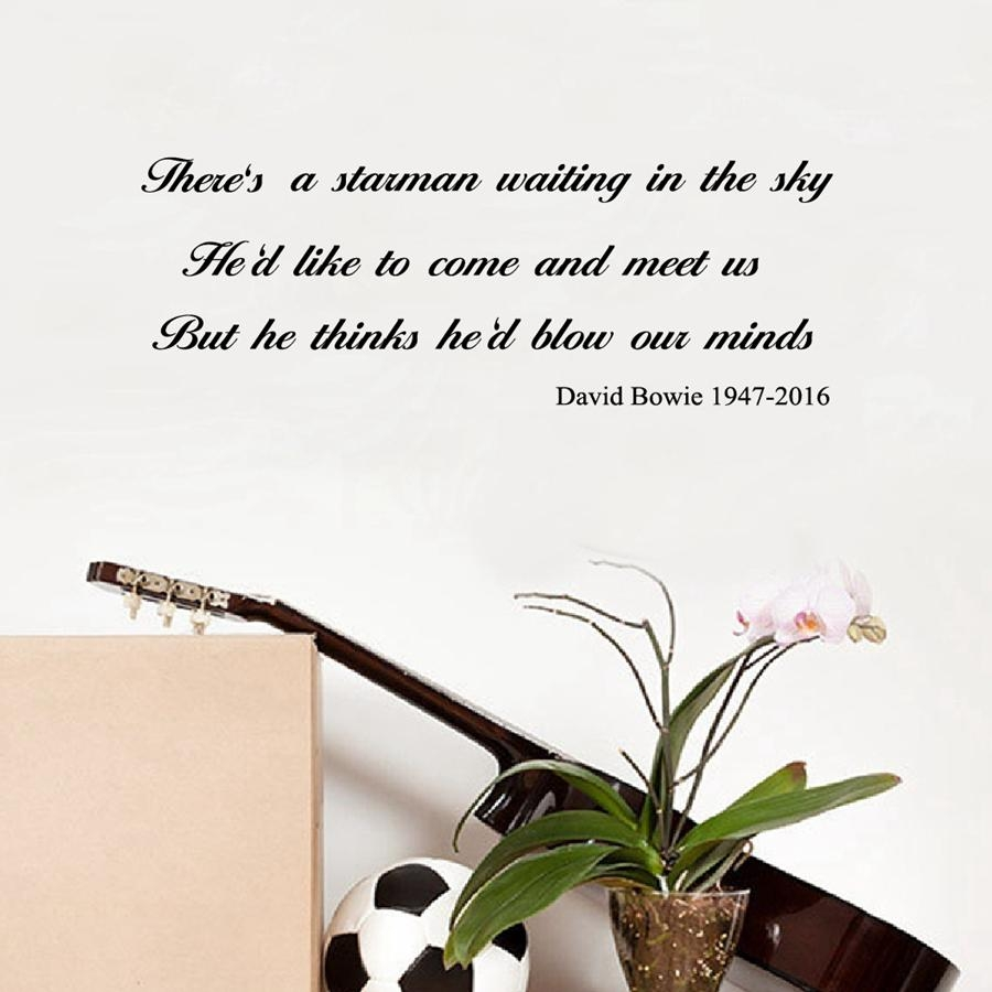 Lyric Wall Art Reviews – Online Shopping Lyric Wall Art Reviews On Intended For Music Lyrics Wall Art (View 17 of 20)
