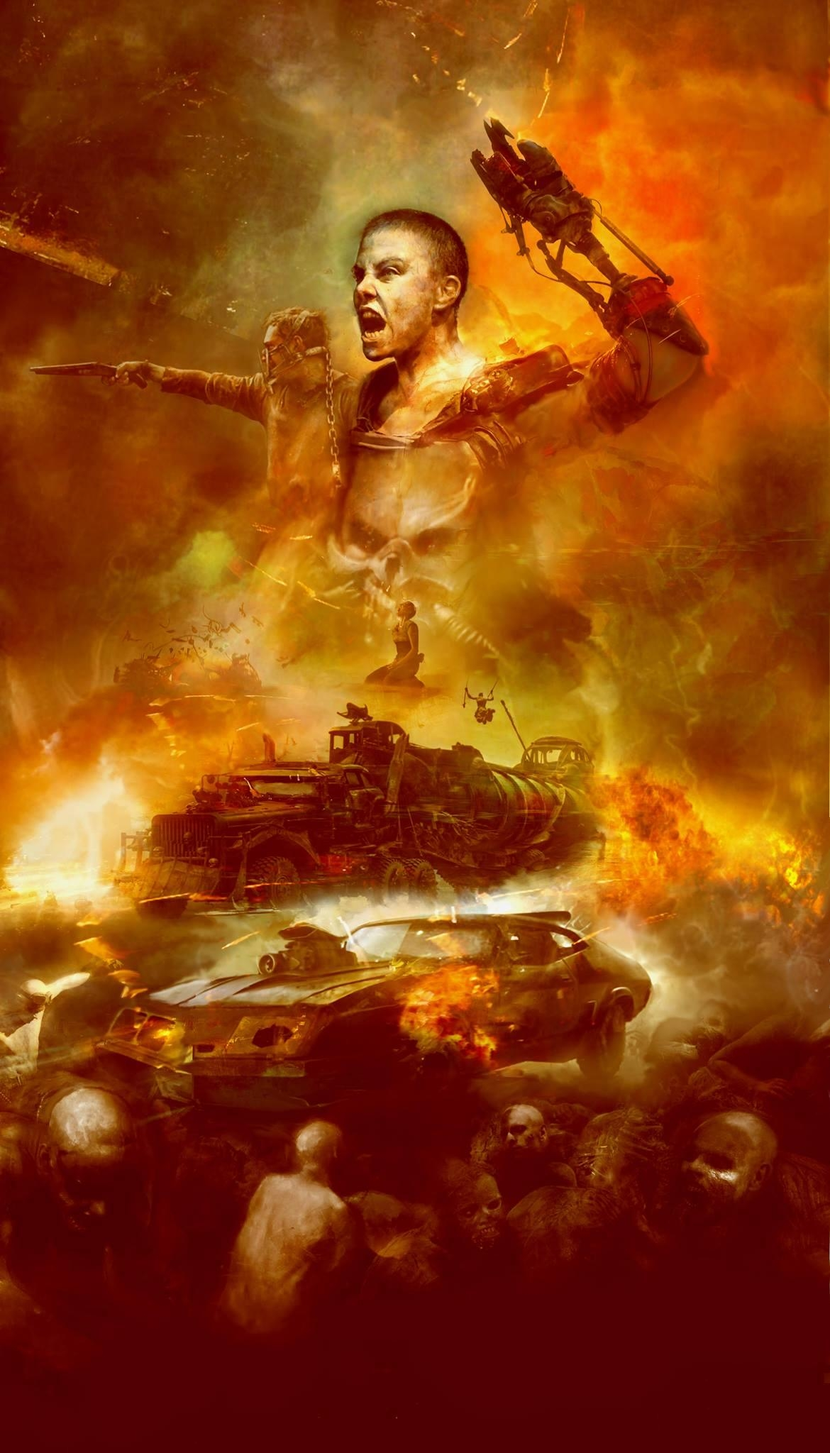 Mad Max Fury Road | Movie Posters | Pinterest | Mad Max Fury Road Pertaining To Art Prints To Hang On Your Wall (View 9 of 20)