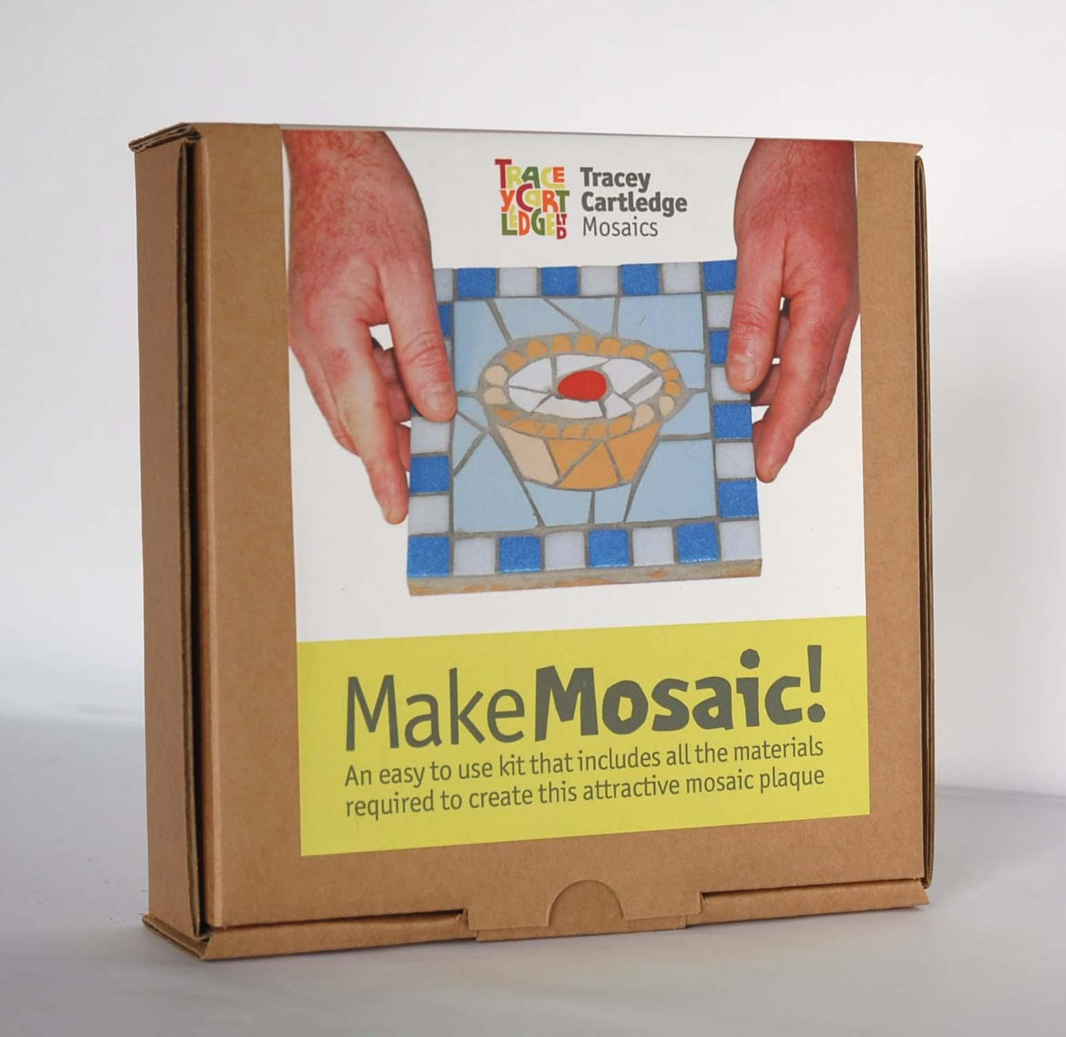 Makemosaic The Kits | Tracey Cartledge Artist Pertaining To Mosaic Art Kits For Adults (Image 15 of 20)