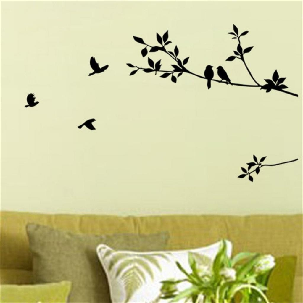 Makeovers And Decoration For Modern Homes : Wall Sticker Art Fast With Large Christian Wall Art (View 16 of 20)