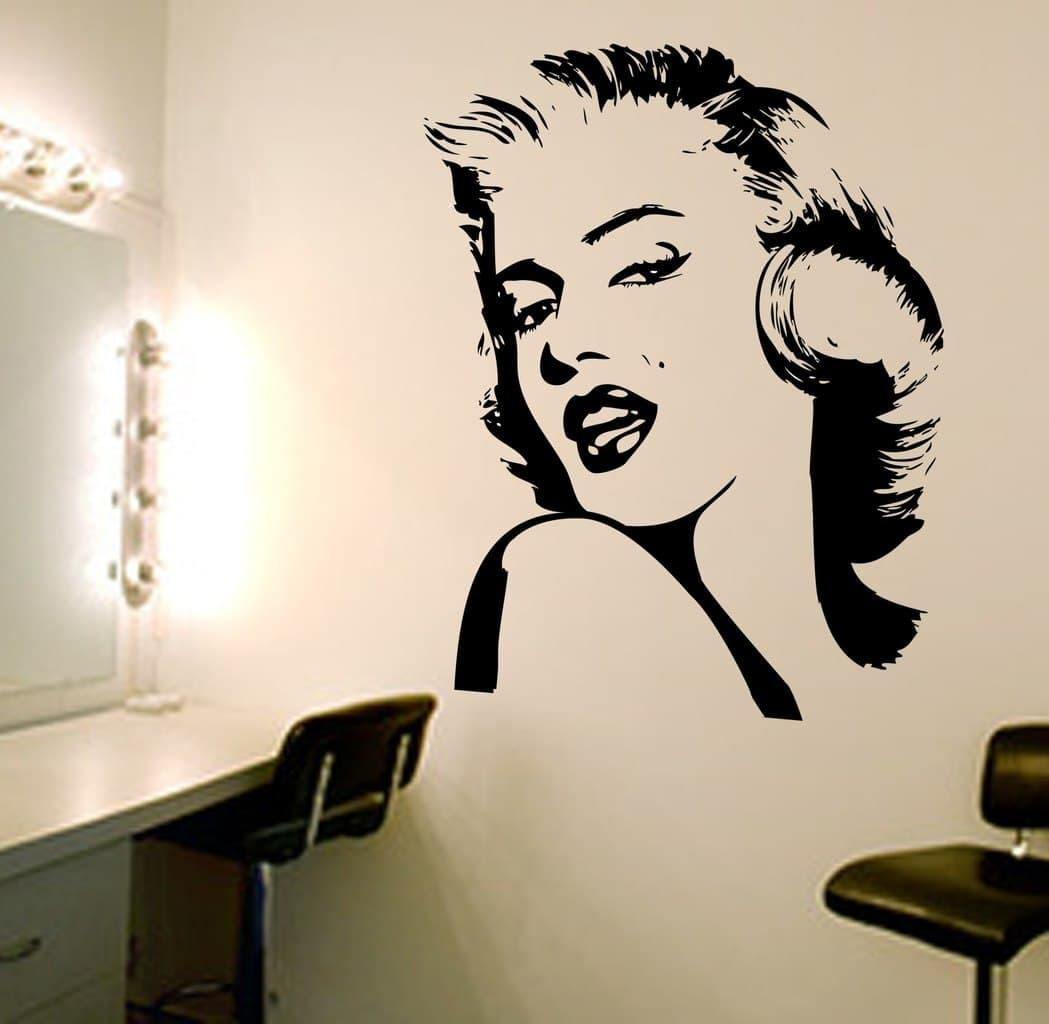 Featured Photo of Marilyn Monroe Wall Art
