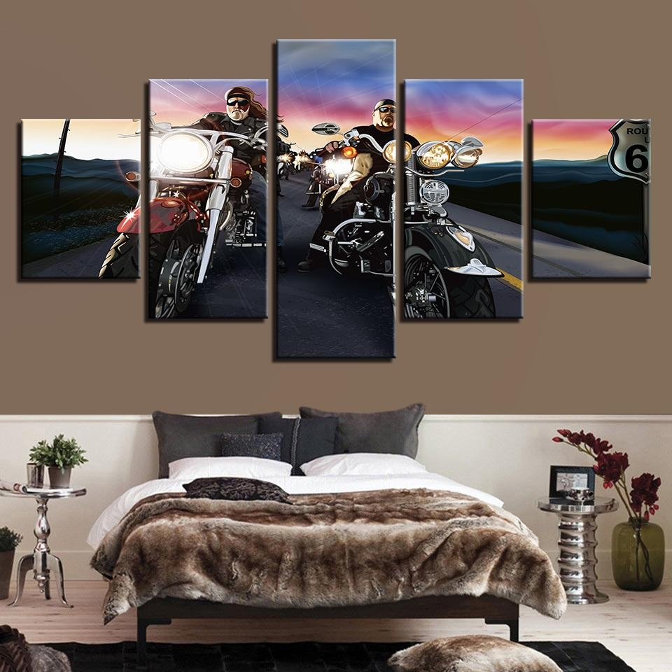 Featured Photo of Matching Wall Art