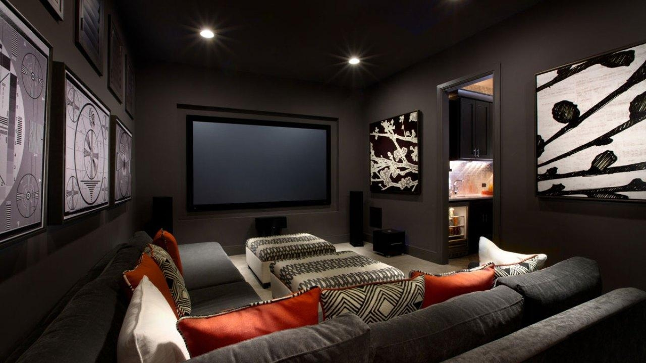 Media Room Paint Ideas | Art Of Graphics Online Inside Media Room Wall Art (Image 14 of 20)