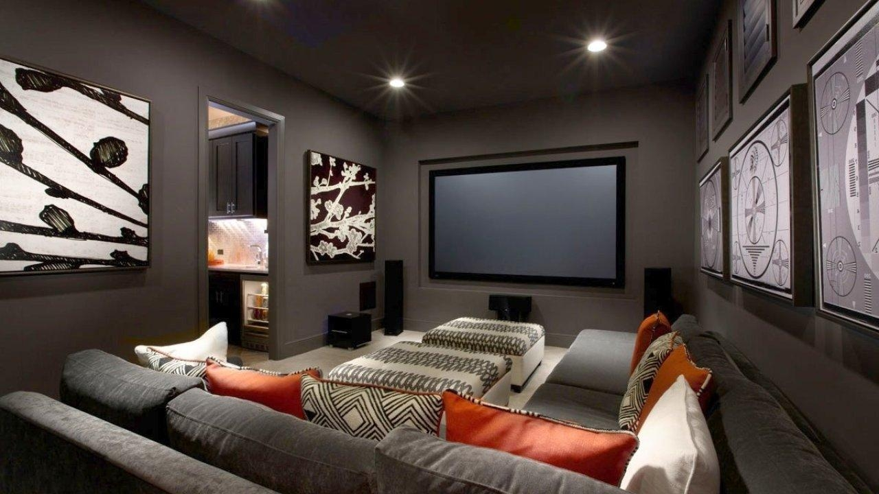Media Room Paint Ideas | Art Of Graphics Online Within Media Room Wall Art (Image 15 of 20)