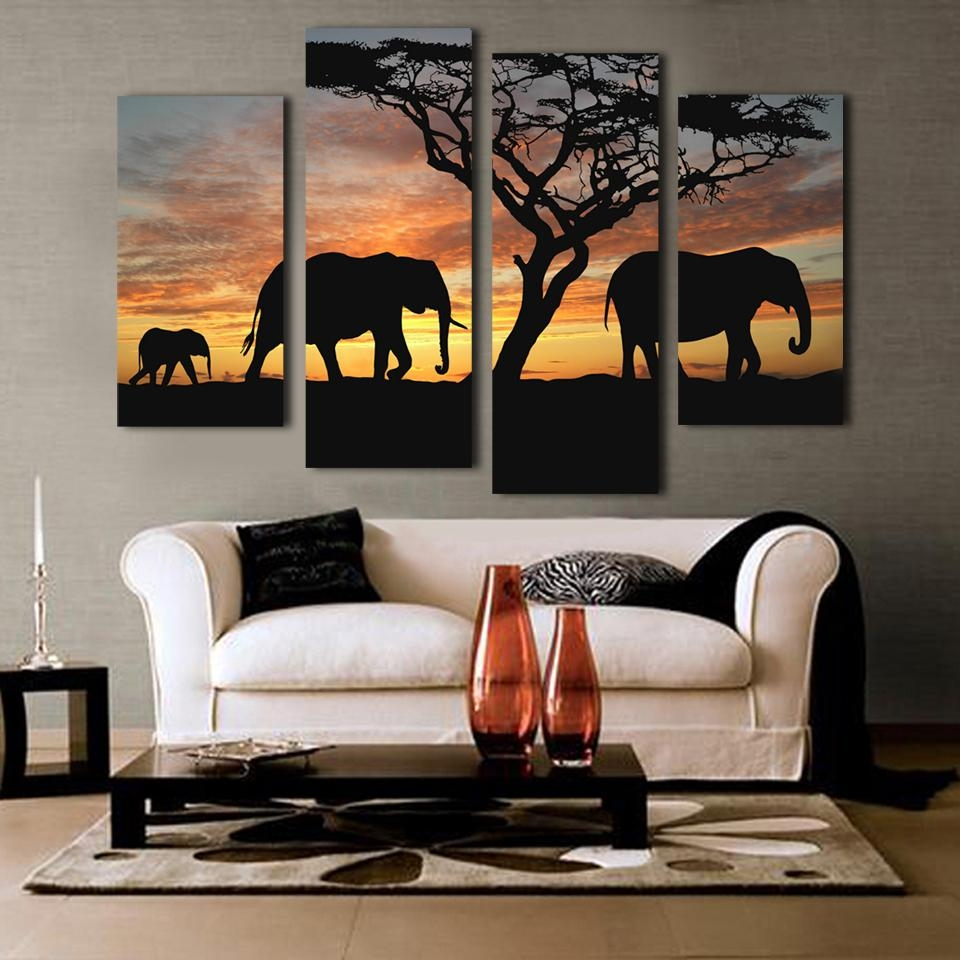Featured Image of Media Room Wall Art