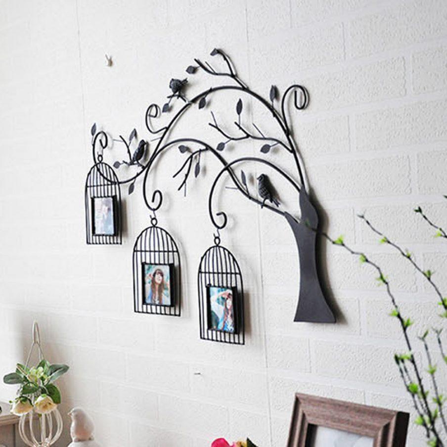 Mesmerizing Wall Design Metal Bird Wall Art Bird Metal Wall Art Uk In Metal Birdcage Wall Art (Image 12 of 20)