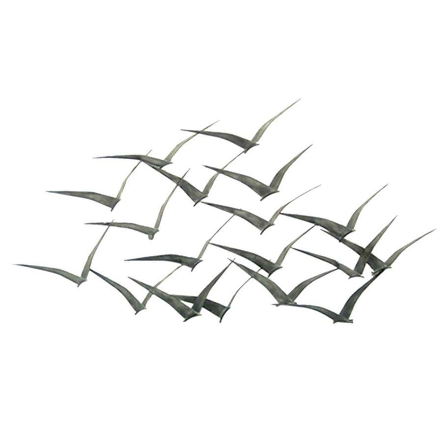 Mesmerizing Wall Design Metal Bird Wall Art Bird Metal Wall Art Uk Inside Birds In Flight Metal Wall Art (Image 11 of 20)