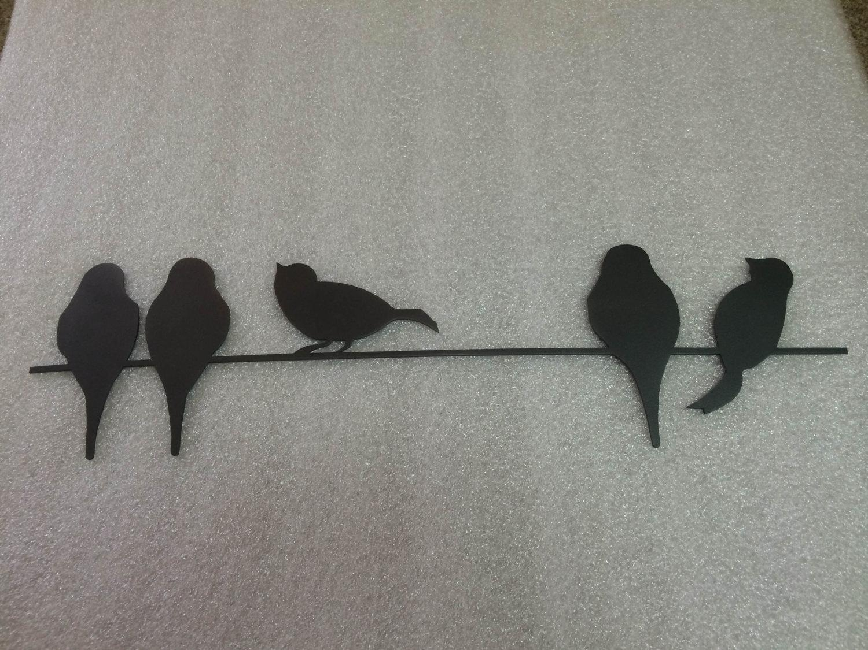 Metal Bird Wall Art | Roselawnlutheran Intended For Birds In Flight Metal Wall Art (View 8 of 20)