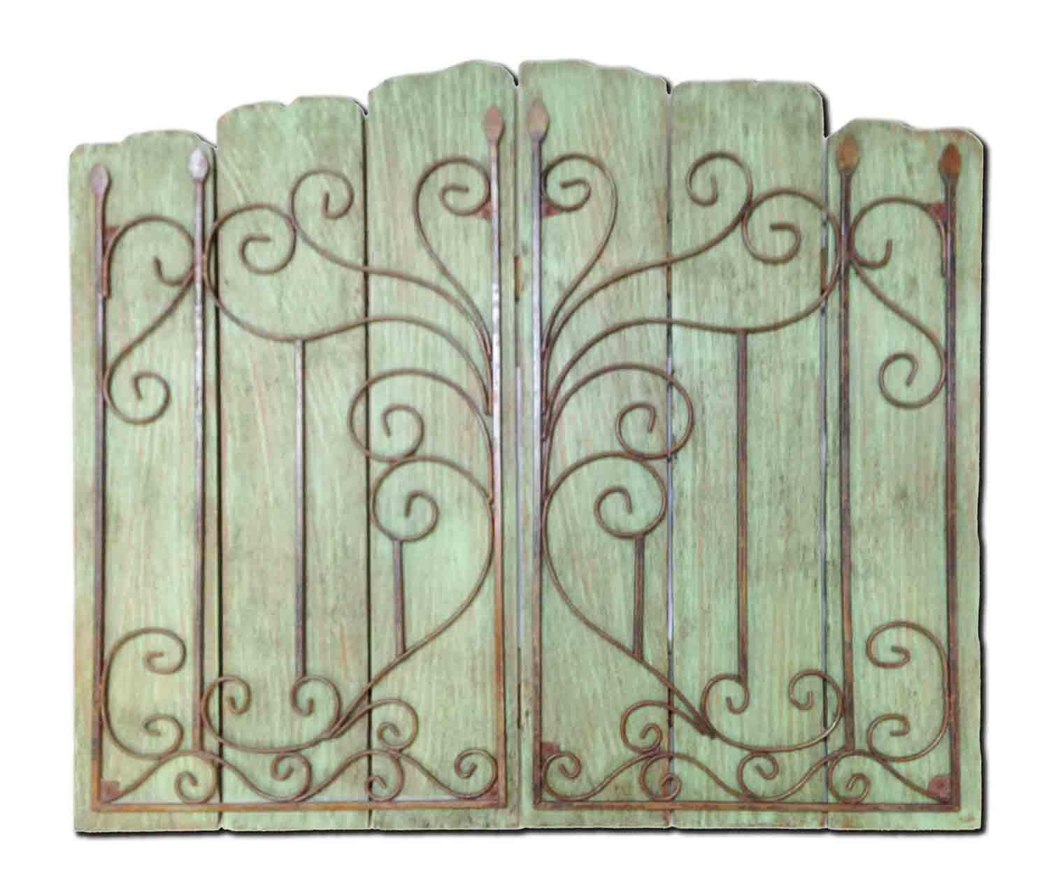 Metal Gate Metal Wall Art – Ptmimages With Regard To Metal Gate Wall Art (Image 9 of 20)
