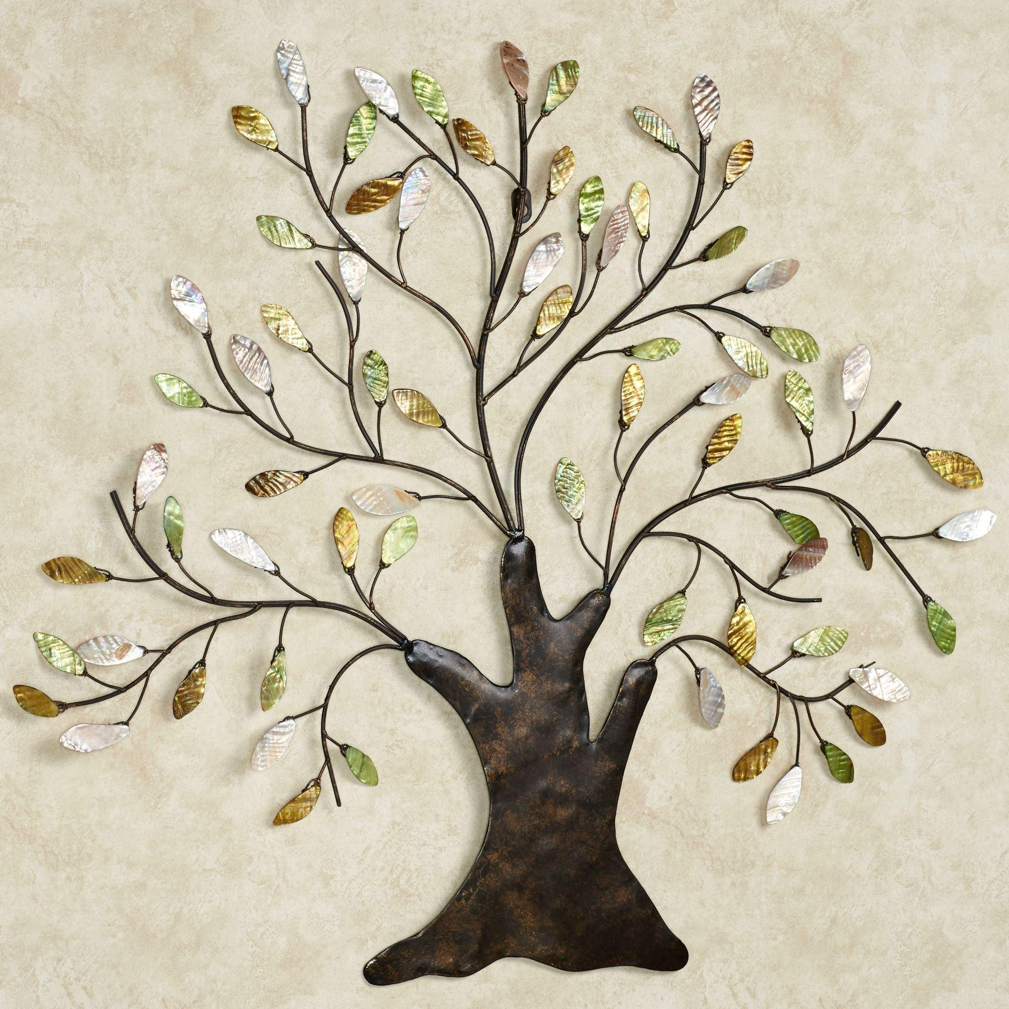 Metal Oak Tree Wall Art Uk (Image 6 of 20)