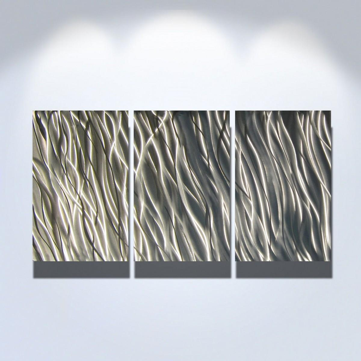 Metal Wall Art Decor As An Amazing Focal Point Inside Classy Wall Art (Image 18 of 20)