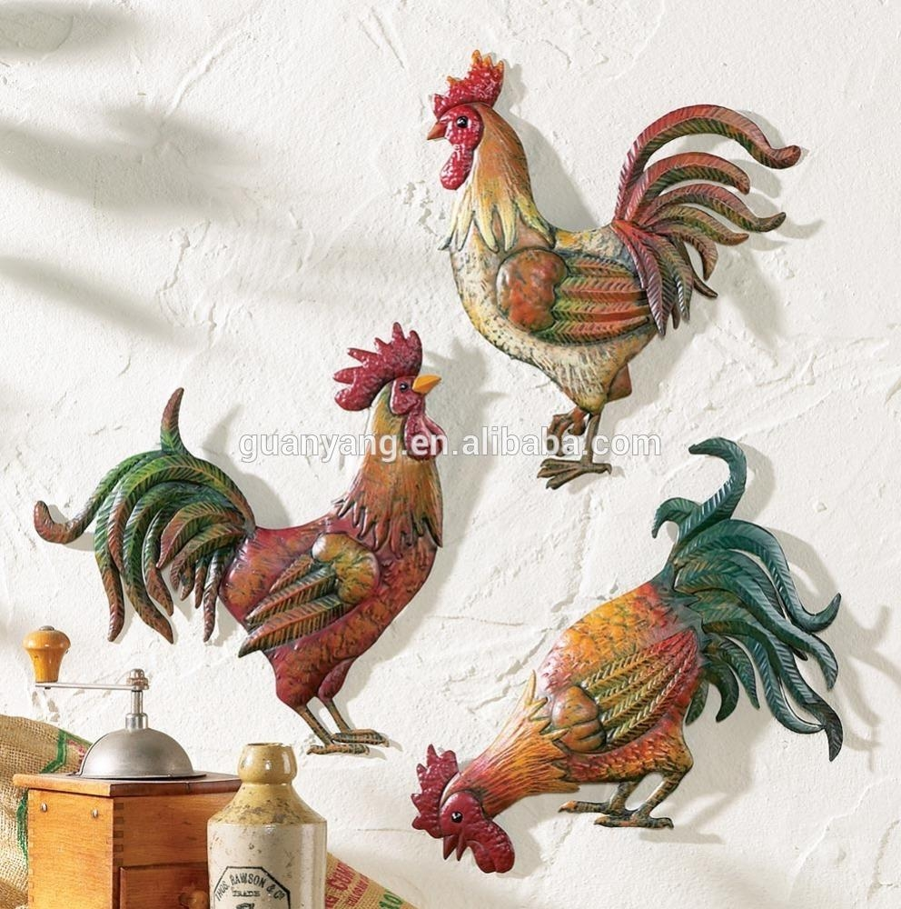 Metal Wall Art Decor, Metal Wall Art Decor Suppliers And With Country Metal Wall Art (Image 13 of 20)